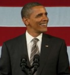 President Obama Sings Al Green