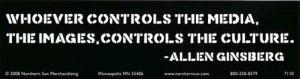 Control media, control culture