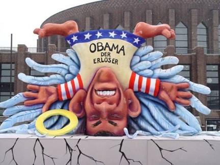 Obama der loser