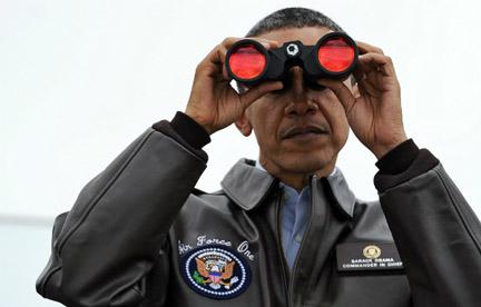 Obama in DPRK
