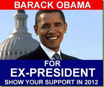Obama for Ex-President