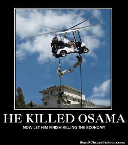 Obama killed Osama