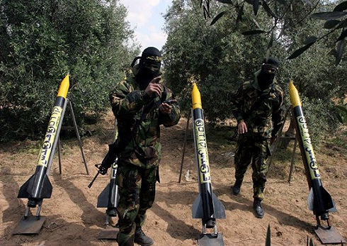 Hamas Missiles