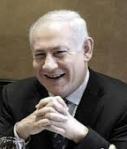 Netanyahu laughs