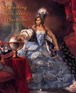 Obama Antoinette