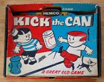 Kick the can