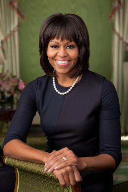 Michelle with Bangs