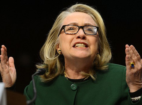Clinton testifies