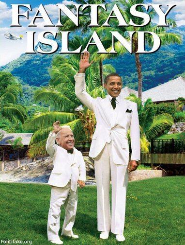 Fantasy Island Obama
