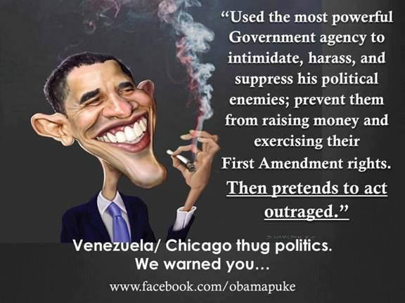 Obama Chavez