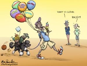 ObamaClown