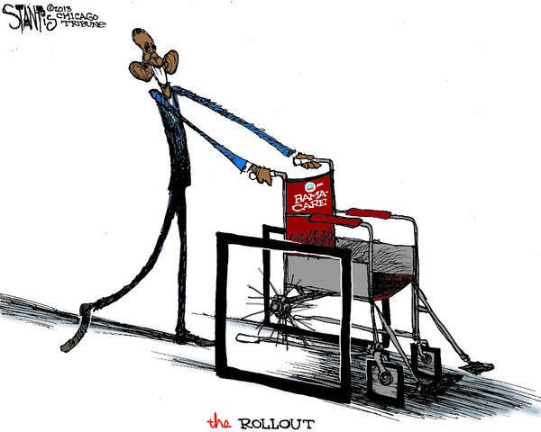 ObamaCare rollout