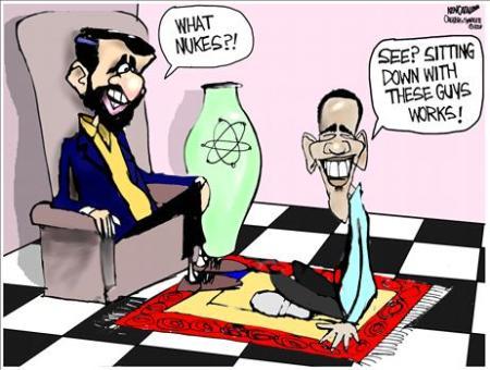 Obama and Iran nukes