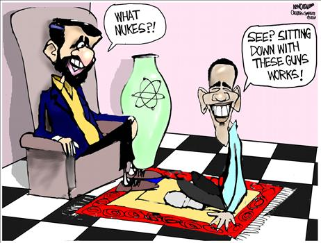 Obama and Iran nukes