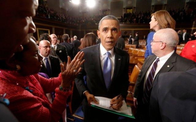 Obama at SOTU