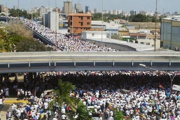 Rally in Caracas 2