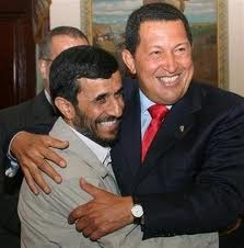 Chavez and friend