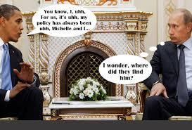 Obama and Putin new