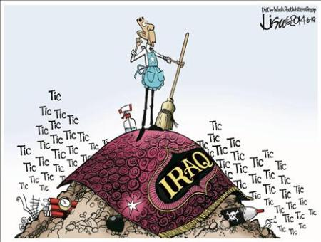 Obama and Iraq