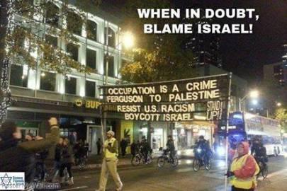 Blame Israel1