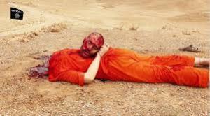 deceased victim of IS