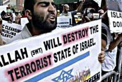 anti-Israel-allah
