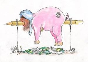 Islamic pig