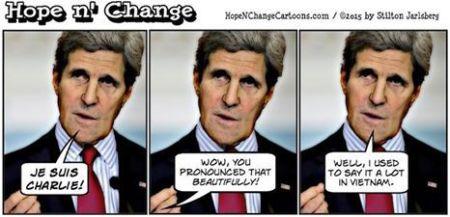 Kerry I am Charlie