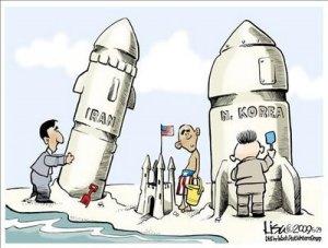 NK and Iran