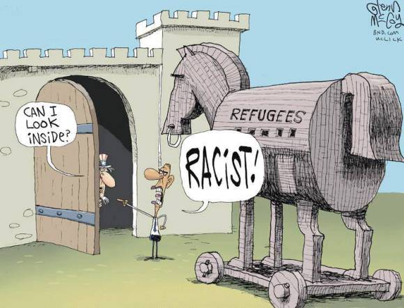 Racist-Horse