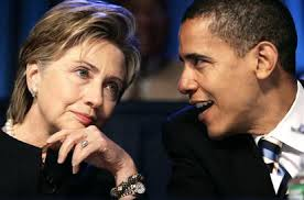 Hillary and Barry